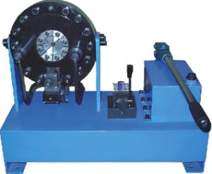 Manual Swaging Machine/Crimping Machine with Ce Certificate From China Standard Setter (JKS160) pictures & photos