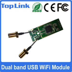 Top-4m02 802.11A B G N Dual Band Rt5572n USB Wireless WiFi Network Module Support WiFi Mesh pictures & photos