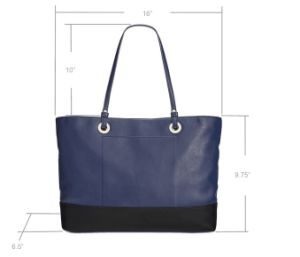 Fashion Promotion Tote Lady Women Leather PU Handbag pictures & photos