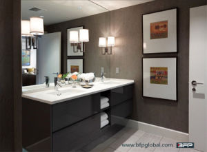 Bright Color Painting Bathroom Anti-Water Cabinet pictures & photos