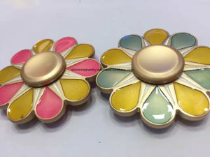 Shineme Hot Selling Kingpin Fidget Spinner Hand Spinner Smfh096 pictures & photos