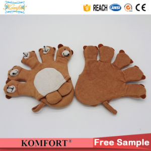 Promotion Baby Animal Bath Glove (KLB-075) pictures & photos
