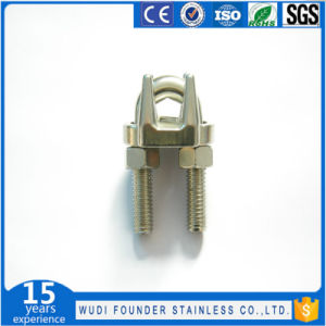 Stainless Steel Wire Rope Clips pictures & photos