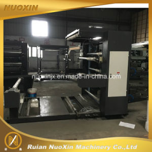 4 Colour Non Woven Printing Machine and Bag Making Machine pictures & photos