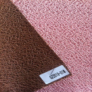 2017 New PU Glitter Leather Product for Shoe, Belt, Car Seat, Chair, (HS-Y127) pictures & photos