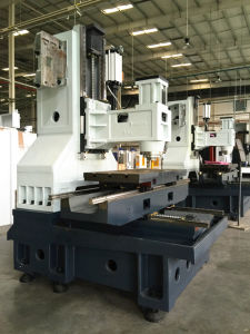 Heavy Cutting CNC Milling Machine with Long Life for Steel Plate and Stainless Steel Plate (EV850L) pictures & photos