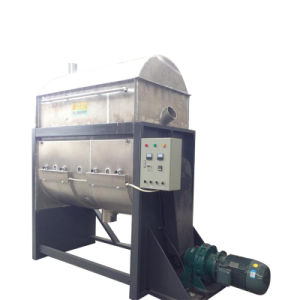 Horizontal Plastic Color Mixer for Powder and Granules