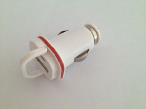 Suspension Link Single USB Car Charger for Mobile Phone pictures & photos