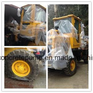 Pully Manufacture Versatile Wheel Loader Backhoe 1.8 T Wheel Loader (PL916) pictures & photos