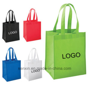 Wholesale Non Woven Fabric Packing Bag pictures & photos
