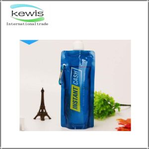 Foldable Outdoor 480ml Plastic Water Bottle pictures & photos