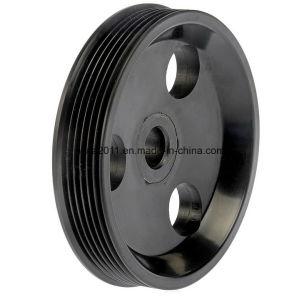 Custom Machining Aluminum V-Belt Wheel Pulley pictures & photos