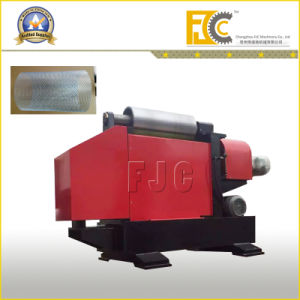 Filter Garbage Can Cylindrical Body Galvanize Steel Plate Rolling Machine pictures & photos