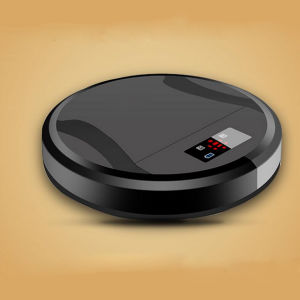 The Thinnnest Robot Vacuum Cleaner The Latest Cleaning Tool pictures & photos