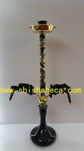 High Quality Zinc Alloy Nargile Smoking Pipe Shisha Hookah pictures & photos
