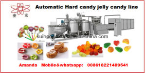 Kh-150 Automatic Gun Shape Gummy Candy Making Machines pictures & photos