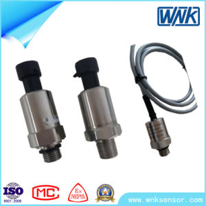 Spi/I2c/0.5-4.5V/4~20mA Protocol Ss316 Air Water Pressure Sensor, Professional Factory Price pictures & photos