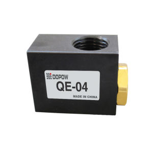 Qe-01 1/8 Inch Quick Exhaust Valve Qe Series pictures & photos