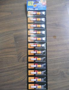 12PCS Economic Pack Super Glue 502 pictures & photos
