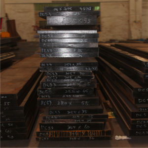 DC53/G4404/Hssd DC53 High Wear-Resistance Cold Work Special Steel pictures & photos