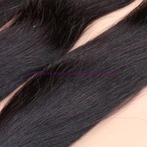 8A Grade Brazilian Virgin Hair Straight Human Hair Extensions Hair Weaving Hair Wefts pictures & photos