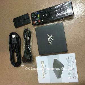 Amlogic S905X Android 6.0 TV Box, Harga Set Top Box TV Digital X96 pictures & photos