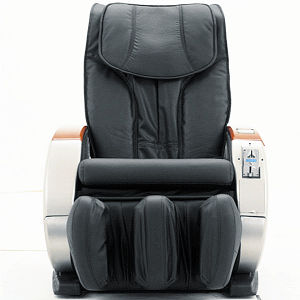Commercial Shopping Mall Coin Operated Shiatsu Massage Chair Rt-M01 pictures & photos