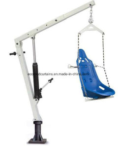 Hydraulic Swimming Pool Floor Lift for Disabled pictures & photos