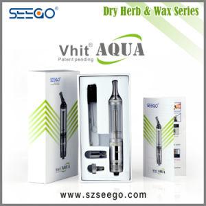 Seego Classic 2 in 1 Vaporizer Kit Vhit Aqua Atomizer Portable E Shisha E Hookah with Rotatable Drip Tip pictures & photos