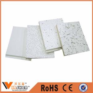 Mineral Fiber Ceiling Board / Mineral Wool Ceiling Tiles / Mineral Fiber Acoustic Ceiling pictures & photos