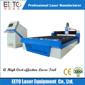 Wholesale Factory 300W/500W Fiber Laser Cutting Machine (LCF3015-300/500W) pictures & photos