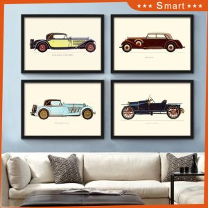 European Style Multi-Panels Framed Canvas Oil Painting Art with Different Themes pictures & photos