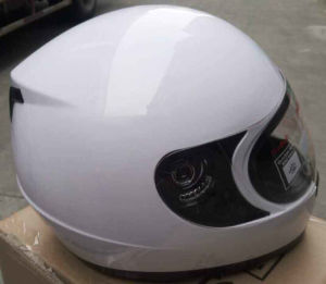 Police Type ABS Material Motorcycle Helmets for Rider/High Quality Police Helmets pictures & photos
