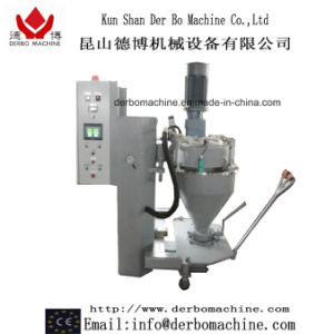 No Powder Leakage Rotating Container Mixer pictures & photos