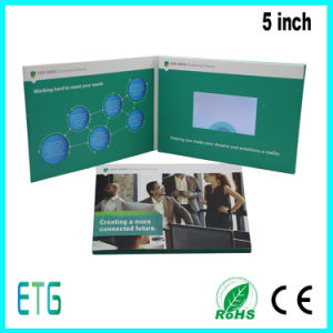 5 Inch Do You Design Printing Video Cards pictures & photos