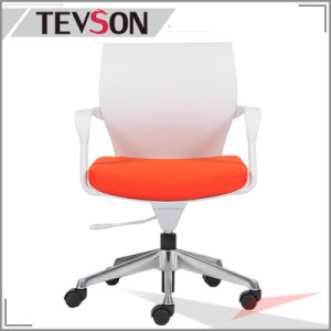 {Patented Product} Plastic Swivel Office Chair for Staff, Teacher or Bank pictures & photos