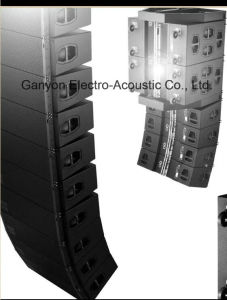 """J8/J12 Dual 12"""" 3 Way Line Array with Neodymium Drivers, Professional Loudspeaker pictures & photos"""