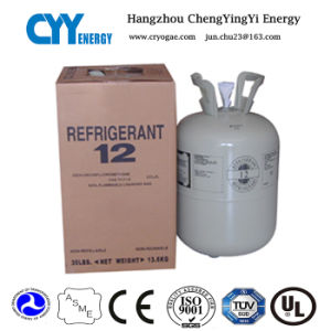 High Purity Mixed Refrigerant Gas of R12 for Cooler pictures & photos