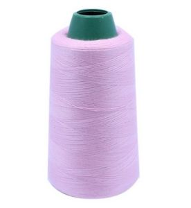 100% Polyester Core-Spun Textile Sewing Thread Color Customized Accept pictures & photos