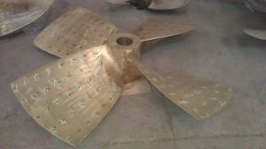 Maunfacture 4-6 Blade Type Marine Ship/Boat Bronze Propeller pictures & photos