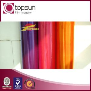 Eco-Friendly Soft PVC Plastic Film pictures & photos