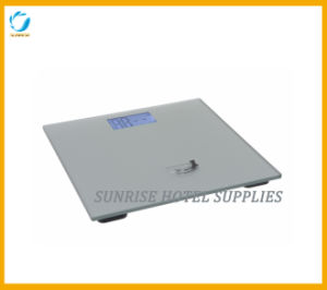 LCD Display Hotel Bathroom Electric Weighing Scale pictures & photos