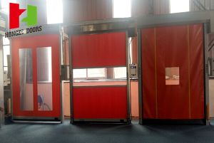 Self Care and Wellness High Speed Doors (Hz-FC0261) pictures & photos