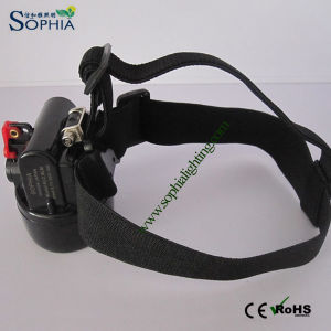New 3W Rechargeable CREE LED Head Lamp, Miner Lamp/Headlamp pictures & photos