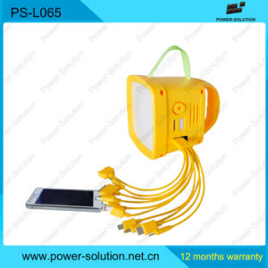 Cheap Price LED Solar Lamp with Radio, Solar Lantern with Radio, Solar Light with Radio pictures & photos