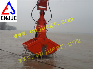 Chinese Manufacture for Hydraulic Clamshell Grab Excavator Bucket for Sale pictures & photos