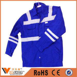 Custom Logo Cheap Workwear Unisex Reflective Safety Clothing Heavy Work Jackets pictures & photos