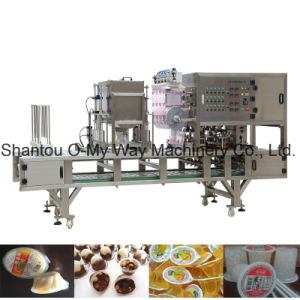 Cup Jelly Machine Automatic Filling Sealing Machine pictures & photos