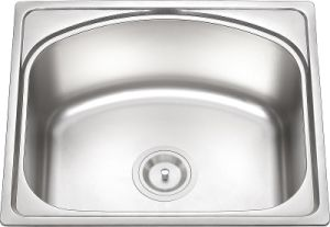 L5303 Stainless Steel Single Bowl Sink pictures & photos