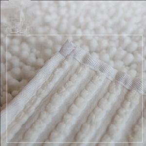 New Design Eco-Friendly Microfiber Chenille Bath Mat pictures & photos